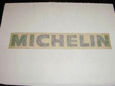"""ADESIVO - DECALO """"MICHELIN"""" X CAGIVA / DUCATI / HUSQVARNA OLD --- 80A069391"""