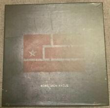 "Nine Inch Nails Year Zero 9"" Vinyl Record Box RARE Number 1055 NIN, No Singles"