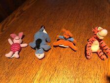 Walt Disney Winnie The Pooh Characters Set Of 4 McDonalds Toys