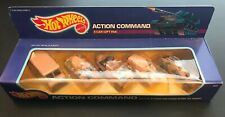 1987 Hot Wheels Action Command 5 Car Gift Pack TAN