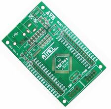 5x ATMEL ATMega128 AVR Development Board DIY PCB bare board