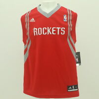 New Houston Rockets Youth Size Adidas official NBA Jersey New With Tags