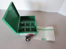RCBS Trim Die 22 K Hornet Made in USA 55000 w/ Storage Box