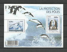 FRANCE 2009...Miniature Sheet n° F4350 MNH...The Protection of the Poles