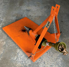 More details for hytrad hc-2 pto tractor powered screw type wood / log splitter