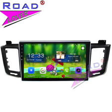 "10.1"" HD Android 6.0 Car Stereo GPS Navi For Toyota RAV4 2013 Bluetooth USB MP3"