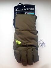 Snowboard//Ski Mittens for Men Quiksilver™ Mission Männer