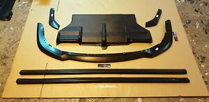 Subaru STi WRX HATCHBACK 2011-14. Full Body Kit & Diffuser Bundle. HT Autos UK.