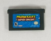 Mario Kart Super Circuit Gameboy Advance Cartridge Only Tested
