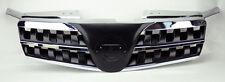 Black & Chrome Front Bumper Hood Sport JDM Grill FITS Nissan Maxima 04-06