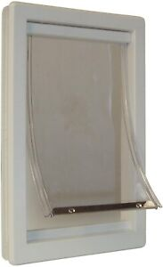"""Ideal Pet Thermoplastic Pet Door PPDS Small 7"""" x 10-5/8"""""""