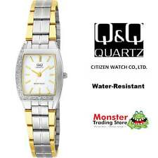 AUSTRALIAN SELER LADIES DRESS WATCH CITIZEN MADE 2/TONE Q693J401 P$99.95 WARANTY