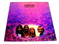 1972 Focus Making Waves LP Vinyl Record Album SAS-7401
