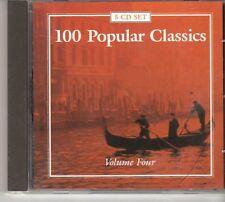 (ES119) 100 Popular Classics [Disc 4] - 1993 CD