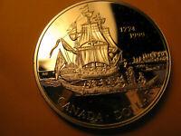 Canada Rare 1999 Silver Dollar Gem Proof Beauty IDJ318.