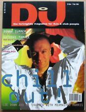 DJ  UK Magazine 24 Nov - 7 Dec 1994  issue 128  MIXMASTER MORRIS  Donna Summer