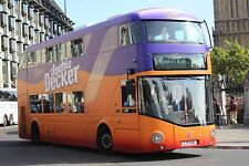 New bus for London - Borismaster LT120 6x4 Quality Bus Photo B