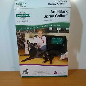 PetSafe Dog Anti-Bark Citronella Spray Collar PBC00-13912 (Open Box)