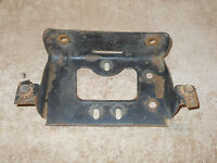 1964 1965 Mustang Fastback Coupe Conv GT Shelby ORIG HOOD LATCH GRILLE BRACKET