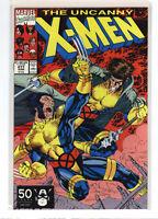 Uncanny X-men #277 Chris Claremont Jim Lee Wolverine Storm Gambit 9.2