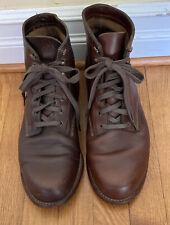 Wolverine 1000 Mile Boots Brown Men's Size 11 D