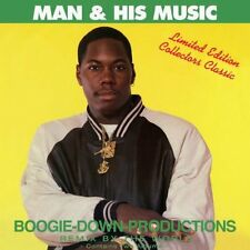 Boogie Down Productions - Man And His Music [CD]