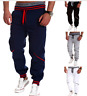 New Men's Harem Casual Baggy Hiphop Dance Jogger Long Sport Sweatpants Trousers