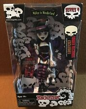 Begoths Bleeding Edge Goth  MALICE IN WONDERLAND  Series 4 Figure doll 2005 Rare