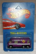 HOT WHEELS LEO INDIA GMC MOTOR HOME BRAND NEW PURPLE WITH WHITE AND YELLOW
