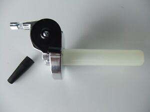 New GUNNER GASSER Throttle Motocross tube Assembly Twist Grip CR KX YZ RM MX