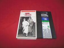 1A VHS GUN CRAZY Classic Gangster Film Noir Bonnie Clyde Criminals Couple Movie!