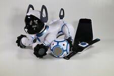 🐶 CHIP INTERACTIVE ROBOTIC DOG PUPPY FROM WOWWEE  * ALL ITEMS INCLUDED*  🐶