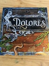 HMS Dolores Card / Board Game New Unplayed New