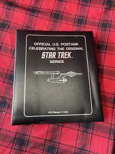 Official U.S. Postage Celebrating STAR TREK The Original Series