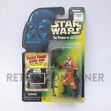 STAR WARS Kenner Hasbro Action Figure - POTF POTF2 - Biggs Darklighter (X-Wing)