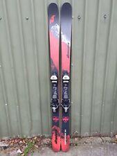 Nordica 2020 Enforcer 94 186 cm Skis + Marker Griffon Bindings