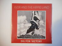 IGOR AND THE HIPPIE LAND : DIG FOR VICTORY [ CD ALBUM PROMO NEUF PORT GRATUIT ]