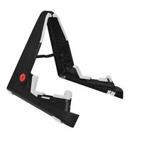 Aroma AGS-01 Acoustic Electric Guitar Bass Folding Stand Frame Support Portable