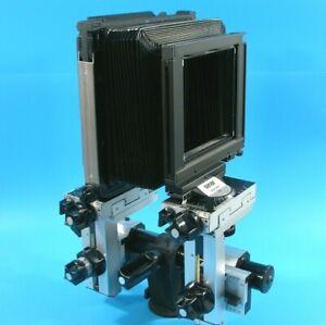 "Sinar-P 491.27  5X7""  13X18cm  Large Format Camera"