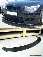 05-10 CARBON FIBER BMW 5-series E60 M5 K2 DESIGN FRONT LIP SPOILER