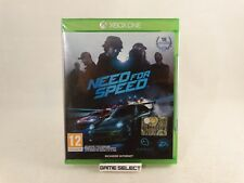 NEED FOR SPEED 2015 MICROSOFT XBOX ONE PAL EUR ITA ITALIANO NUOVO SIGILLATO