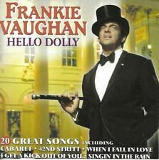 Frankie Vaughan - Hello Dolly (2000 CD Album)