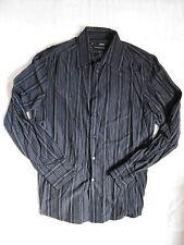 H&M CONWELL Herren Business Hemd Gr.41-42 size 15 3/4 men business shirt striped