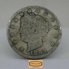 1889 Liberty Head Nickel 5 Cents, Better Date  - #B16637