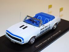 1/43 Spark Street Chevrolet Camaro Pace car for the 1967 Indianapolis 500 S2613