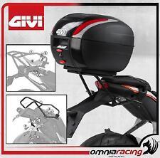 Givi Montaje Kit Post Rack montaje Kit Monolock caja para KTM 125/200 Duke 11>