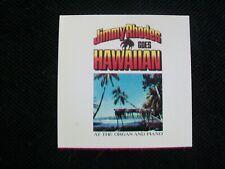 JIMMY RHODES Goes Hawaiian at the Hammond Organ & Piano (CD, Jimmy Rhodes)