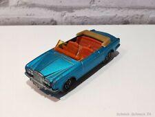Matchbox Series #69 Rolls Royce Silver Shadow Coupe blau #34005# #ML#