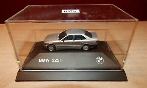 Herpa Who, BMW 325i, New IN Box With Sur-Boite Paper 1/87