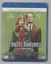 NEUF BLU RAY LES EMOTIFS ANONYMES SOUS BLISTER BENOIT POELVOORDE ISABELLE CARRE